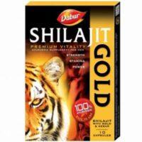 Buy Dabur Shilajit Gold Capsules