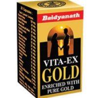 Baidyanath Vita Ex Gold Capsules