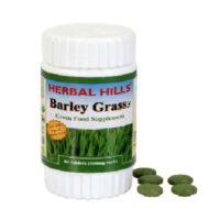 Herbal Hills Barley Grass Tablets