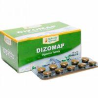 Dizomap tablets for intestinal disorders